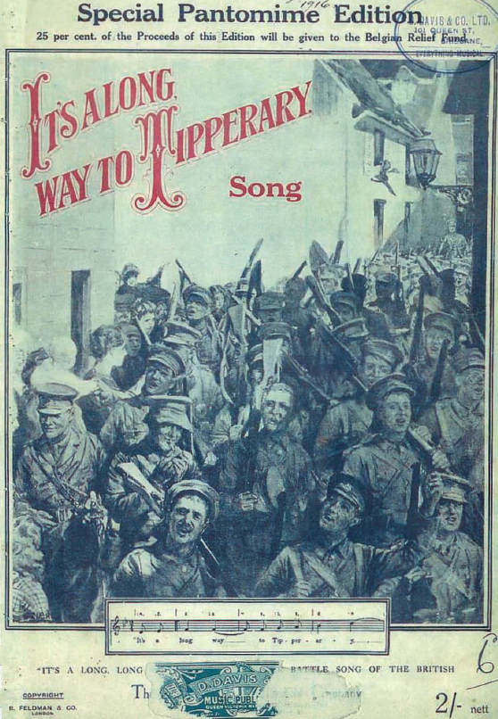 cover Tipperary